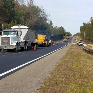 SR 73 Resurfacing CEI: from Calhoun County Line to South Street